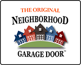 Neighborhood Garage Door