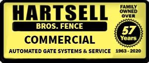 Hartsell Brothers Fence Company