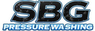 SBG Pressure Washing